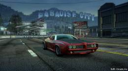 Burnout Paradise: The Ultimate Box [Repack Catalyst] скачать на пк