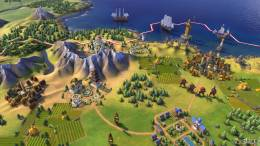 Sid Meier's Civilization 6 скачать на пк