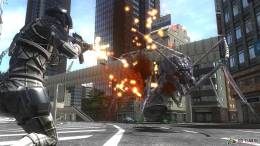 скачать Earth Defense Force 4.1: The Shadow of New Despair