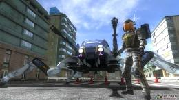 Earth Defense Force 4.1: The Shadow of New Despair, скриншот 4